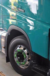 Australian Truck Wheel Nut Lock Indicators