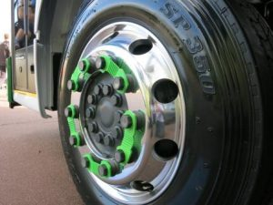 Australian Truck Wheel Nut Lock Indicators