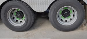 Truck Zafety Lug Lock - Wheel Nut Safety Locks