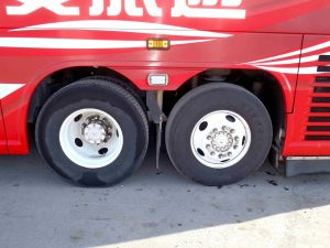 Bus Zafety Lug Lock - Wheel Nut Safety Locks