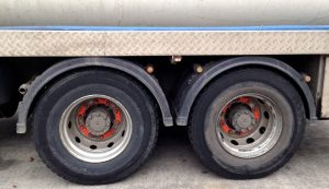 Truck Wheel Nuts Lock