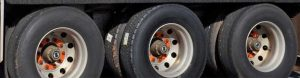Truck Trailer Wheel Nut Indicators