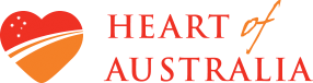 Supporting heart of Australia