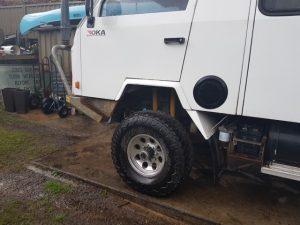 Iveco Truck Wheel Nut Indicators Australia