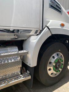Truck Wheel Nut indicator - Zafety Lug Lock