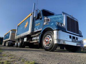 Freightliner Truck Wheel nut Indicators Australia