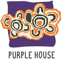 Purple House Supporter - Zafety Lug Lock